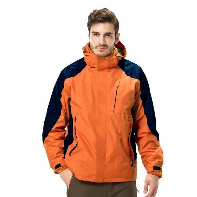 【SKISPORTS】高機能防水保暖短大衣