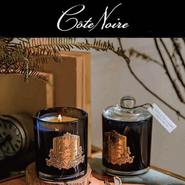 【Cote Noire 蔻特蘭】香氛蠟燭(185g)
