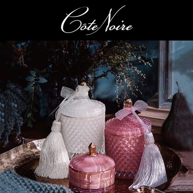【Cote Noire 蔻特蘭】藝術香氛蠟燭(450g)