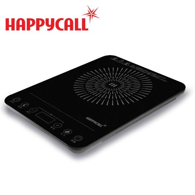 【HAPPYCALL】薄型IH微晶爐
