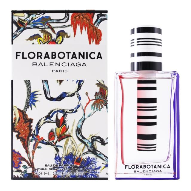 【Balenciaga 巴黎世家】Florabotanica 實驗玫瑰女性淡香精 100ml(平輸)