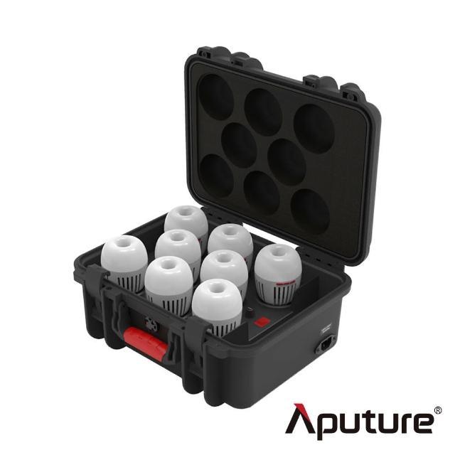 【Aputure 愛圖仕】Accent B7C LED 智能燈泡 8燈套組(公司貨)
