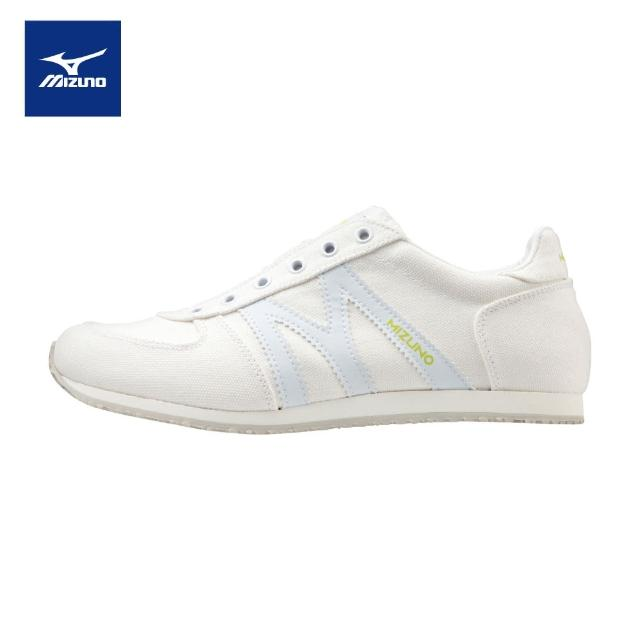 【MIZUNO 美津濃】日本製 MIZUNO SPORTS STYLE MIZUNO MR1 SLIP ON 男款運動休閒鞋 D1GF211601(鞋)