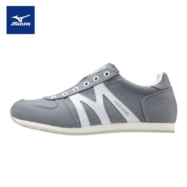 【MIZUNO 美津濃】日本製 MIZUNO SPORTS STYLE MIZUNO MR1 SLIP ON 男款運動休閒鞋 D1GF211602(鞋)