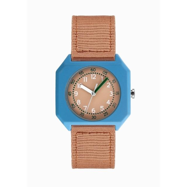【西班牙Mini Kyomo】兒童手錶(Havana Sky 藍)