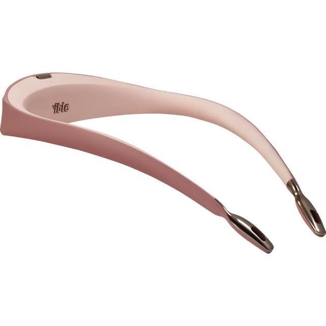 【ible】Airvida L1 穿戴式空氣清淨機 專利雙負離子出風口設計(黑/白/粉三款任選)