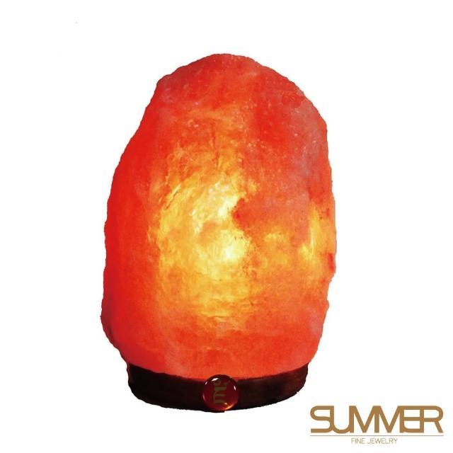 湯鎮瑋代言-喜馬拉雅山鹽燈5kg二入組
