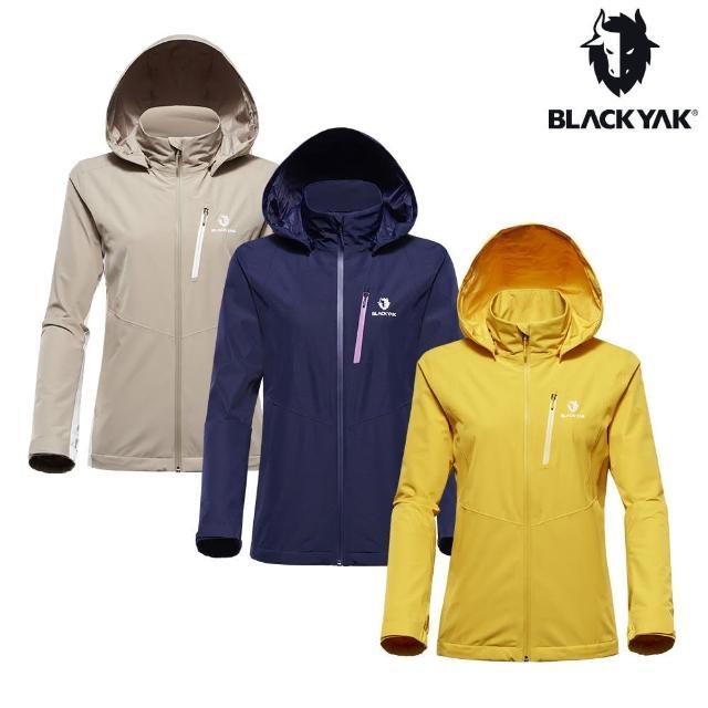 【BLACK YAK】女 EXPERT防水外套[黃色/靛色/灰褐色]BYAB1WJ104(韓國 防水外套 女外套 代言款)