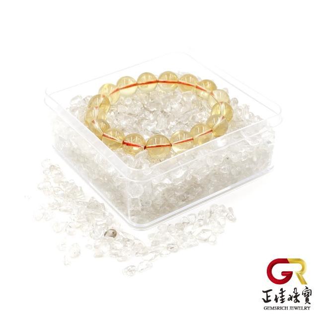 【正佳珠寶】天然白水晶 消磁白水晶盒 消磁淨化能量之王(淨化消磁盒)
