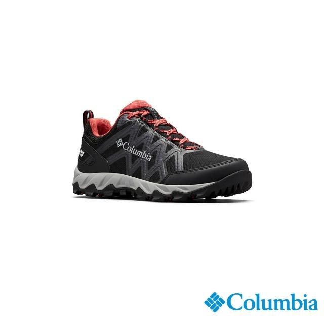 【Columbia 哥倫比亞】女款- Outdry 防水健走鞋-黑色(UBL08290BK / 防水.運動.靴子)