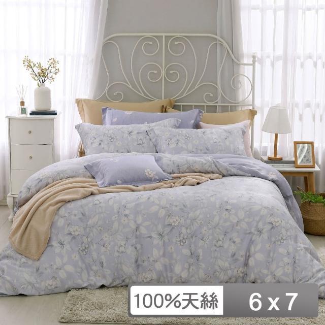 【HongYew 鴻宇】雙人兩用被套 天絲300織 台灣製(伊芙琳)
