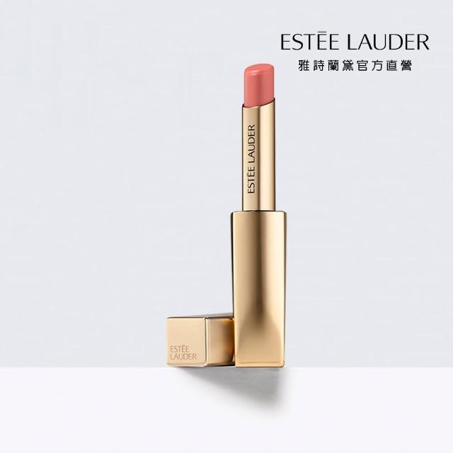 【Estee Lauder 雅詩蘭黛】特潤奶霜唇膏1.8g(小金管)