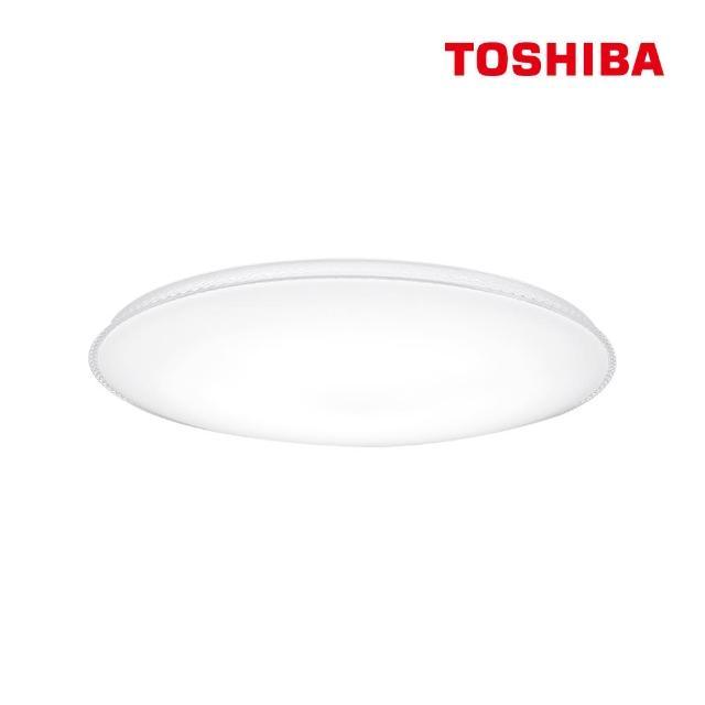 【TOSHIBA 東芝】Toshiba RGB 護眼 耀陽60W LED 美肌吸頂燈