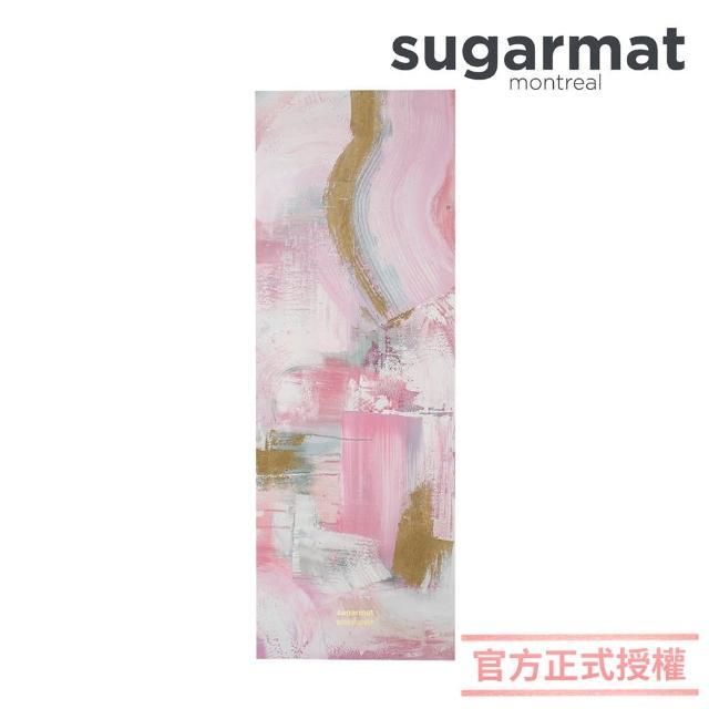 【加拿大Sugarmat】頂級TPE瑜珈墊 5mm(追逐夢想 Chasing Thughts Away)