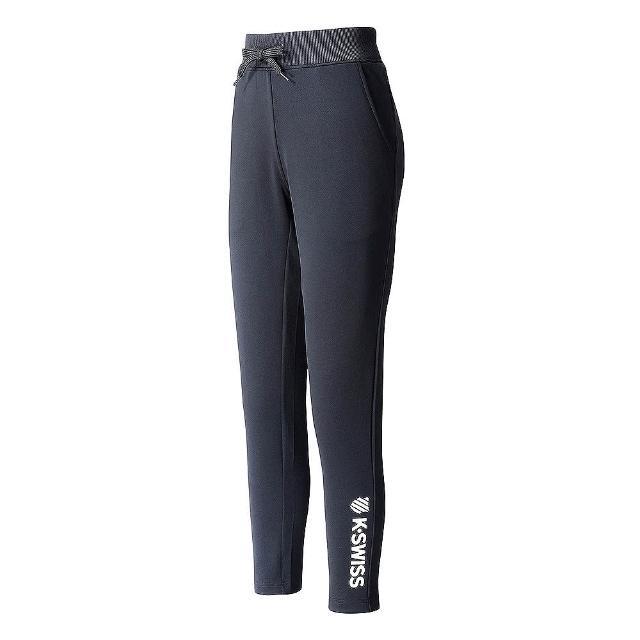 【K-SWISS】KS Capri Pants 女款 黑 運動長褲(195231008)