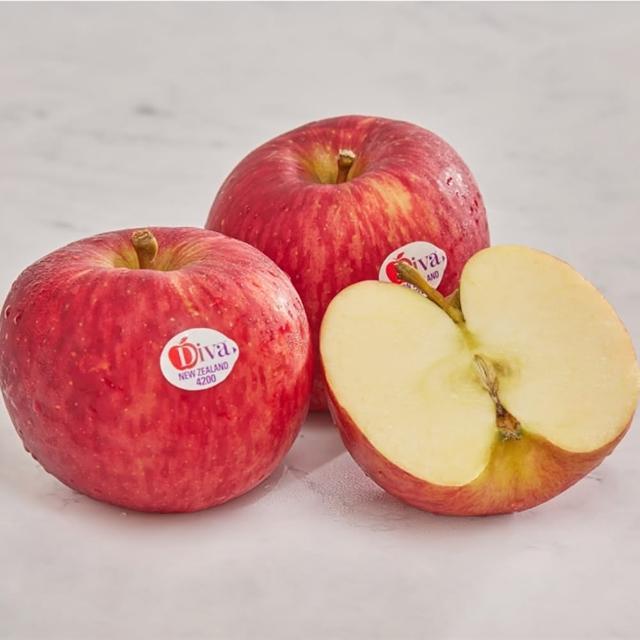 【馥果FruitGo】紐西蘭DIVA蘋果30粒/9公斤(天后/女神蘋果)