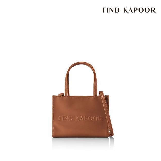 【FIND KAPOOR】MONA 17 系列 兩用小方包- 褐色