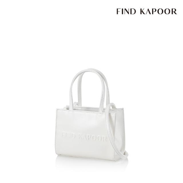 【FIND KAPOOR】MONA 17 系列 兩用小方包- 白色