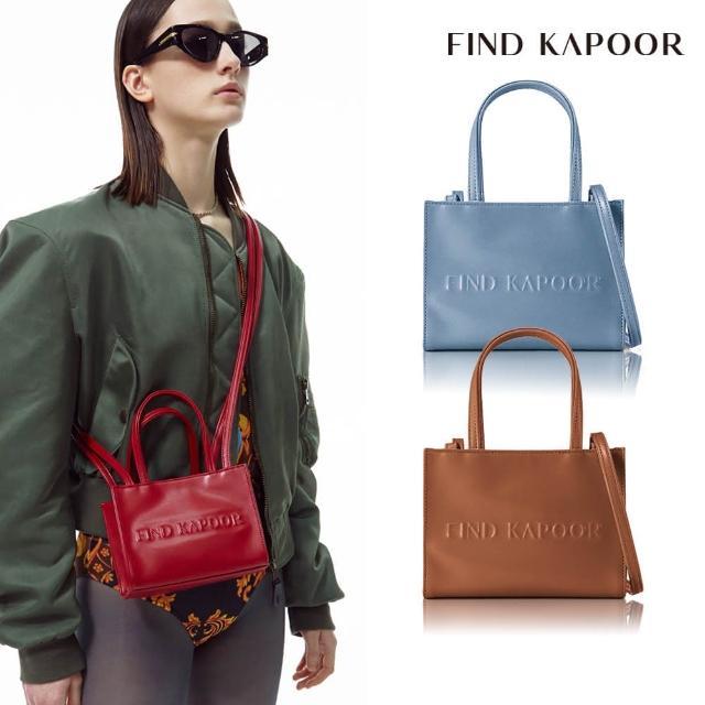 【FIND KAPOOR】MONA 17 系列 兩用小方包- 黑色