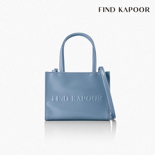 【FIND KAPOOR】MONA 17 系列 兩用小方包- 天空藍