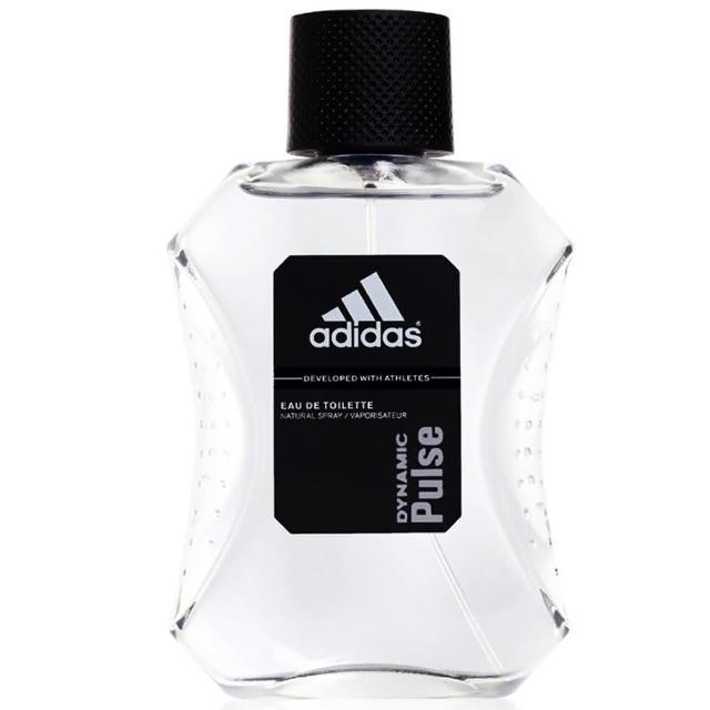 【adidas 愛迪達】青春活力男性淡香水100ml(平輸商品)