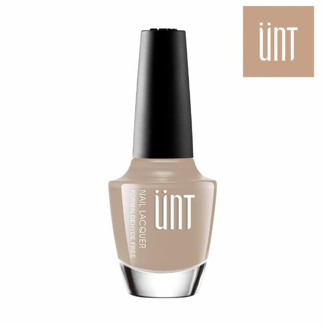 【UNT】玩美持色指甲油-LJ166 茶酒烏龍 15ml