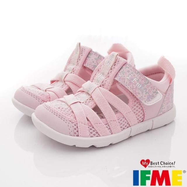 【IFME】排水速乾水涼鞋款(IF20-131603粉-15-19cm)