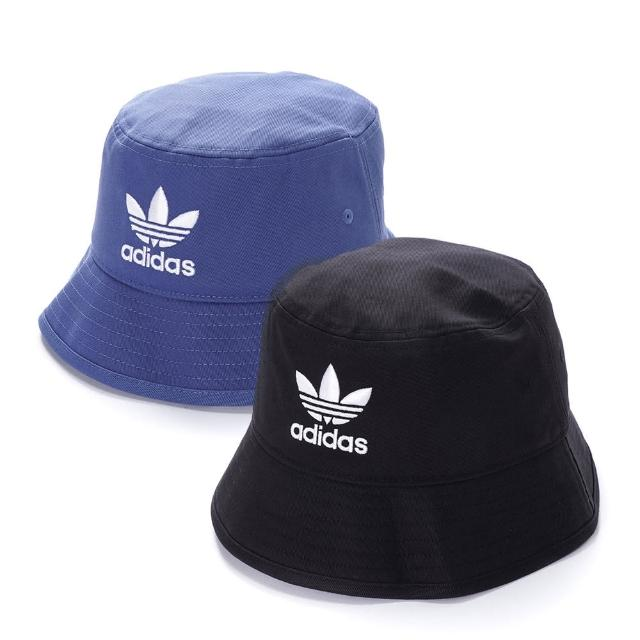 【adidas 愛迪達】BUCKET HAT AC 漁夫帽 遮陽帽 三葉草LOGO(AJ8995/GN4904 兩色任選)