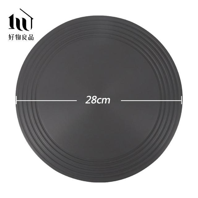 【好物良品】家用鍋具防燒黑導熱板 快速解凍板(直徑28cm)