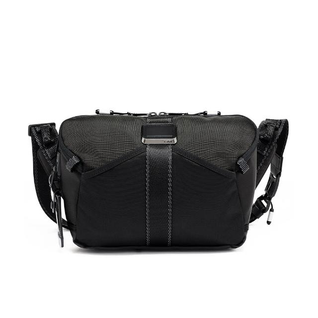 【TUMI】ESPORTS 專業側背包-黑色