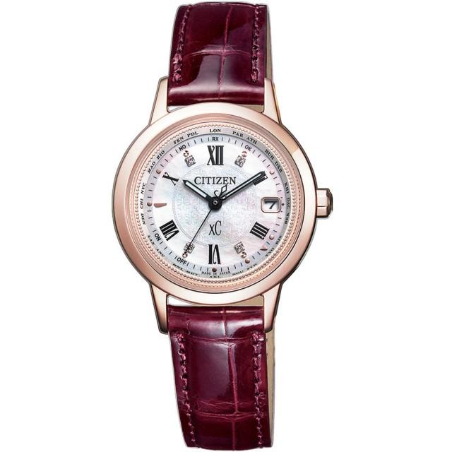 【CITIZEN 星辰】xC 戀之梵蒂岡電波腕錶(EC1144-00W)
