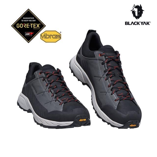 【BLACK YAK】ATK GTX防水登山鞋 [灰色]BYAB1MFH02(韓國 登山 多功能鞋 防水鞋 登山鞋 中性款)