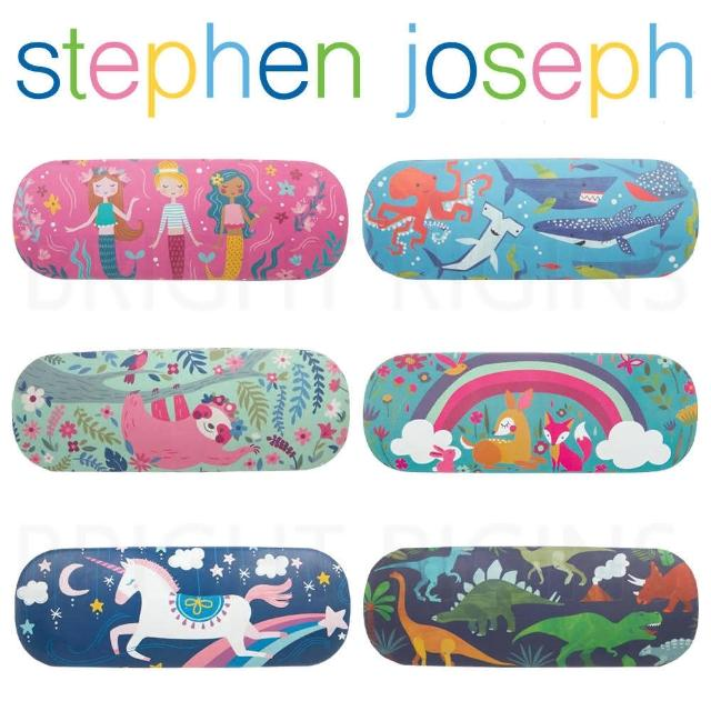 【Stephen Joseph】硬殼收納盒(多款可選)