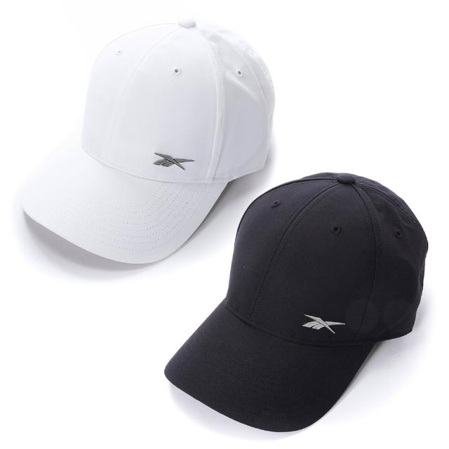 【REEBOK】TE BADGE CAP 棒球帽 運動帽(GP0135 / GP0137 兩色任選)