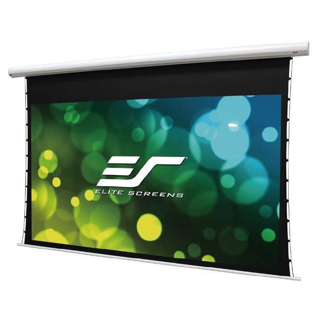 【Elite Screens】億立銀幕 100吋16:9頂級isf認證電動張力幕-5D高增益灰幕- SKT100XHD5-E24