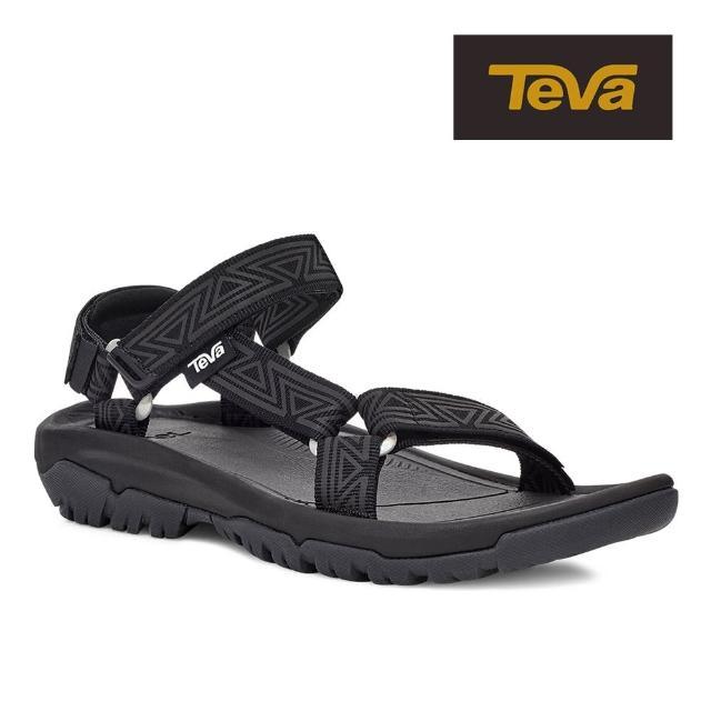 【TEVA】原廠貨 女 Hurricane XLT2 Reflective 反光機能運動涼鞋/雨鞋/水鞋(阿特拉斯黑-TV1118990ARBLC)