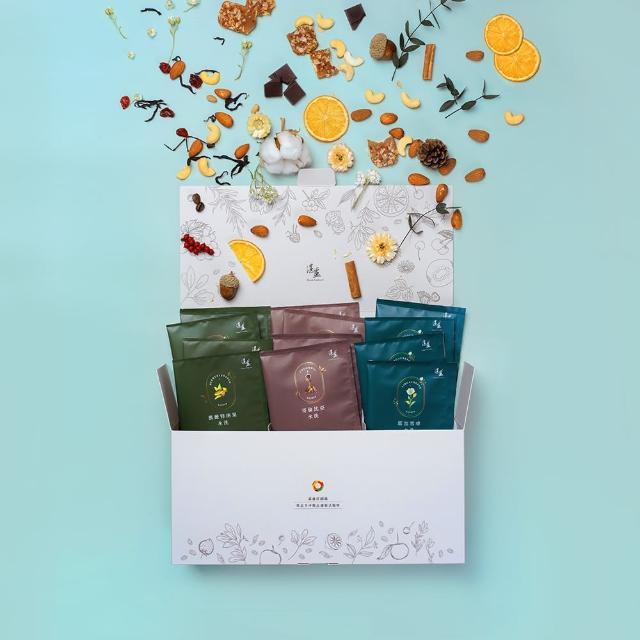 【湛盧咖啡】莊園單品 手沖精品濾掛式咖啡 綜合風味(11gx27包+送3包)