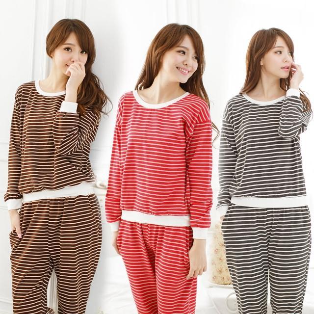 【Wonderland】青春洋溢居家休閒衣褲(3套組)