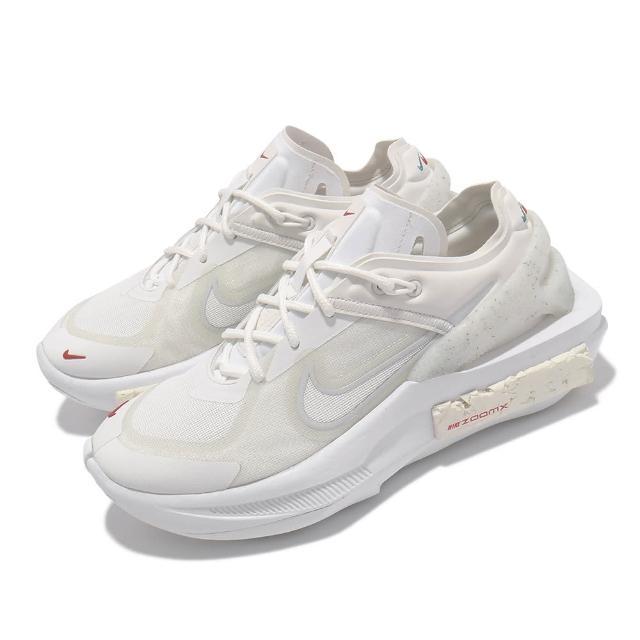 【NIKE 耐吉】休閒鞋 Fontanka Edge 運動 女鞋 輕量 舒適 避震 簡約 球鞋 穿搭 全白(CU1450-100)
