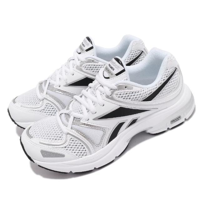【REEBOK】慢跑鞋 Premier Road 運動 男女鞋 輕量 透氣 舒適避震 路跑健身 情侶款 白 黑(G58597)