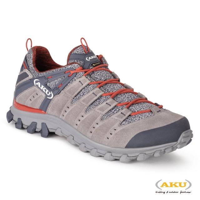 【AKU】男 低筒 輕量多功能登山健行鞋 ALTERRA LITE GTX(AK715/健行鞋/登山鞋)