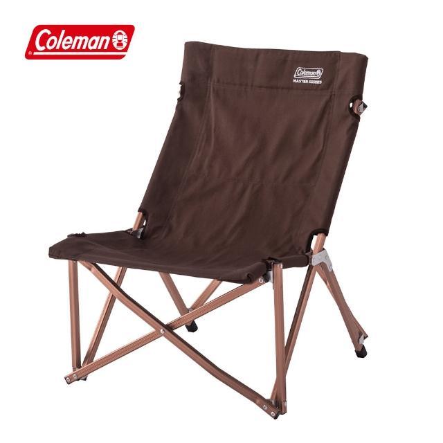 【Coleman】達人帆布低坐姿休閒椅 / 達人系列MASTER SERIES(CM-37442M000)