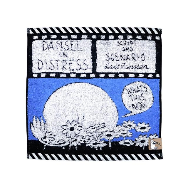 【Marushin 丸真】Moomin漫畫洗臉巾