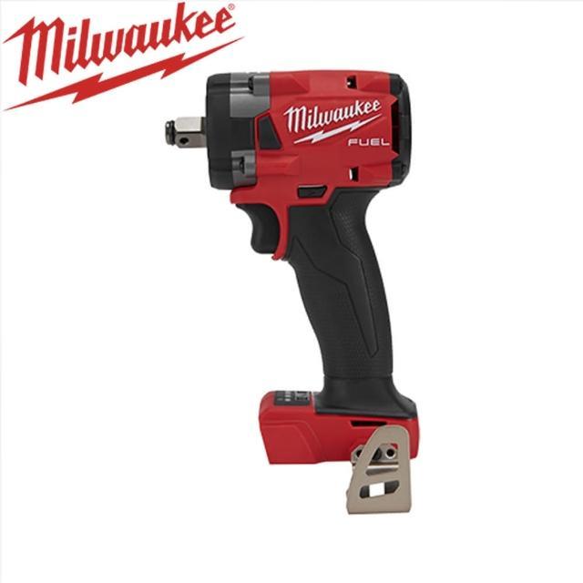 【Milwaukee 美沃奇】18V鋰電無碳刷衝擊扳手空機(M18FIW212-0)