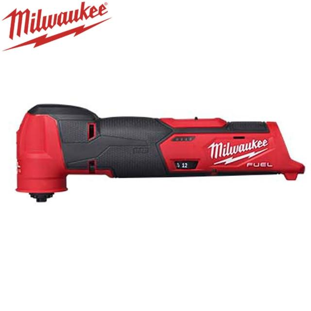 【Milwaukee 美沃奇】12V鋰電無碳刷魔切機空機(M12FMT-0)