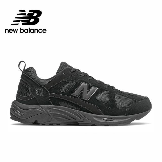 NEW BALANCE【NEW BALANCE】NB 復古休閒鞋_男鞋/女鞋_黑色_CM878XL-D楦
