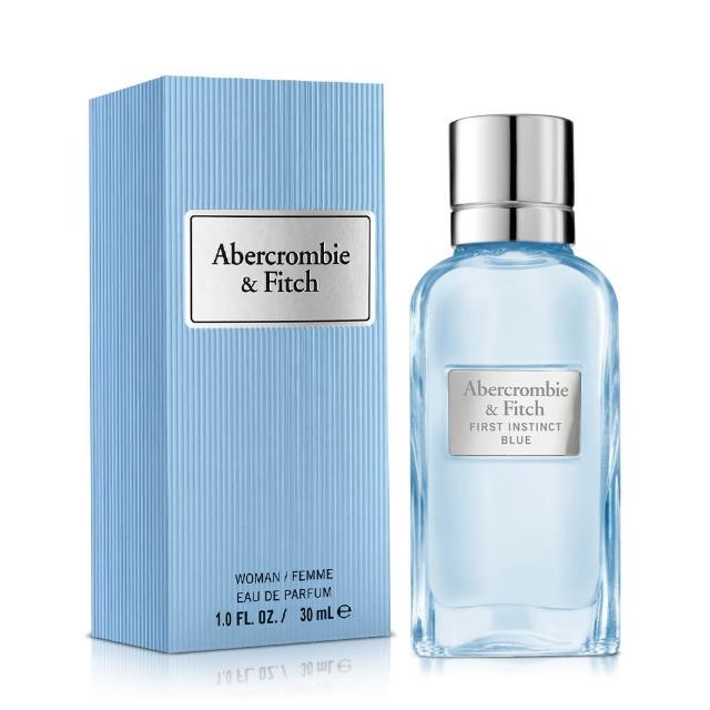 【Abercrombie & Fitch】同名經典女性淡香精30ml(原廠公司貨)