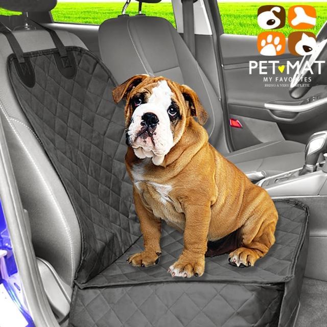 汽車用副駕駛座寵物墊(D151-001)