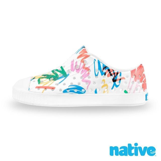 【native】JEFFERSON 男/女鞋(蠟筆派對)