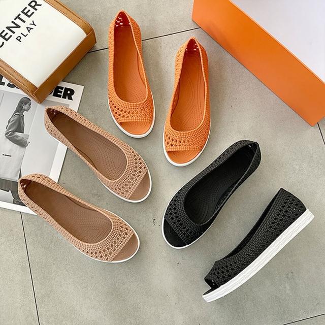 【K.W.】獨賣俐落美感涼鞋-涼鞋/涼跟鞋(共3色)